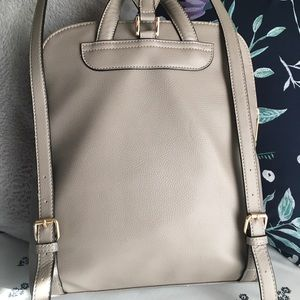 5423b813a7363 a new day Bags | Target Zip Top Backpack Gray | Poshmark